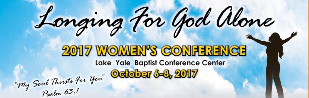October Women's Conference 2017