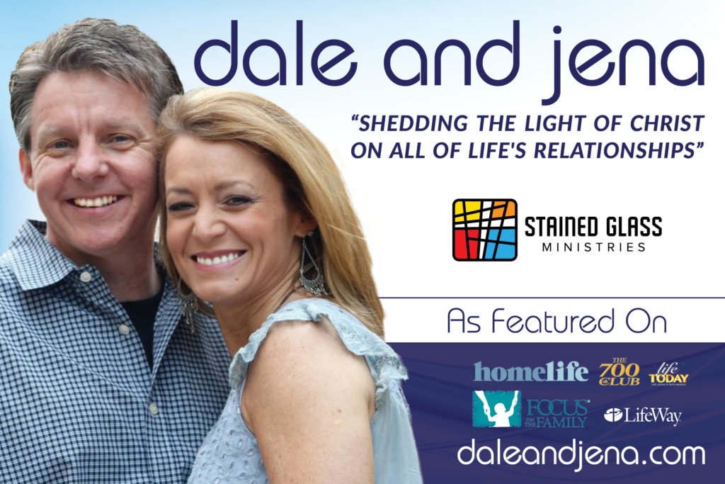Dale & Jena Forehand of Stained Glass Ministries for Together at the Lake Marriage Conference